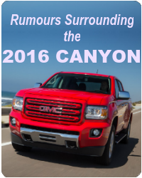 Find out more about the GMC Canyon