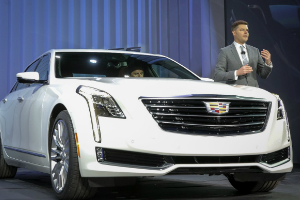 Cadillac CT6 Model Research