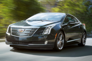 Cadillac ELR Model Research