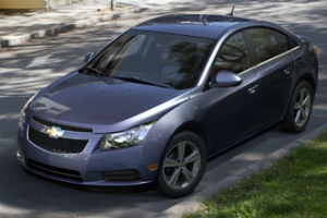 Chevy Cruze Model Research