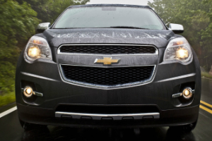 Chevy Equinox Model Research