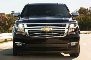 Chevy Suburban Model Research