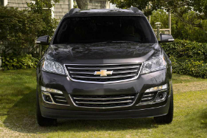 Chevy Traverse Model Research