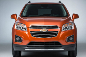 Chevy Trax Model Research
