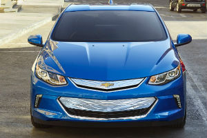 Chevy Volt Model Research