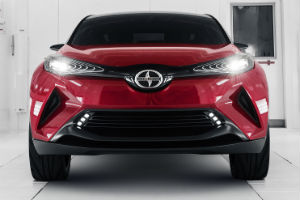 Scion C-HR Model Research
