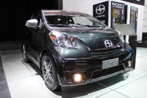 Scion iQ Research