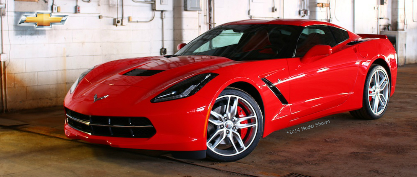 2015 Chevy Corvette Stingray Edmonton AB