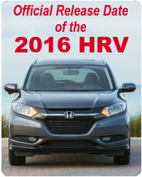 Find out more about the 2016 Honda HRV