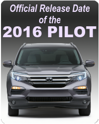 Find out more about the 2016 Honda Pilot