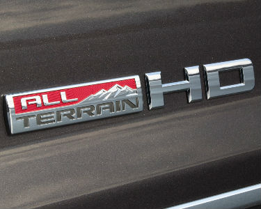 2015 GMC All-Terrain Package