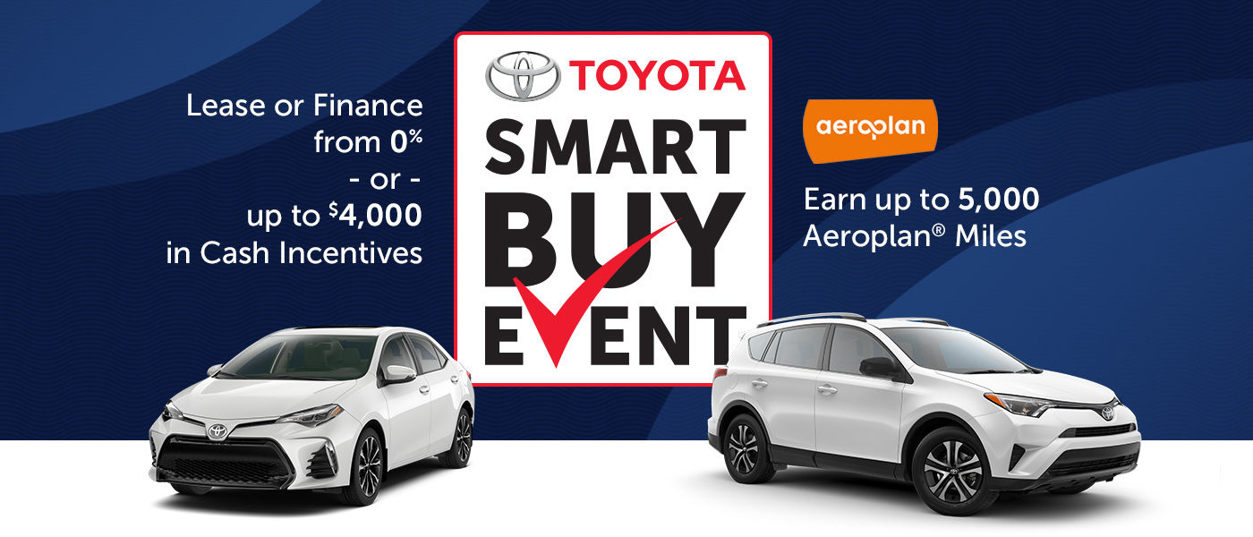 Toyota Incentive February