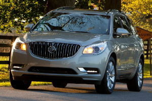 Buick Enclave Comparisons