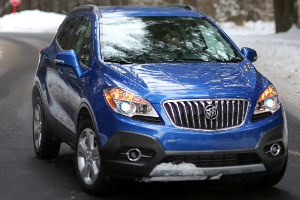 Buick Encore Comparisons