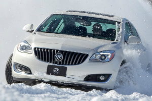 Buick Regal Comparisons