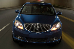 Buick Verano Comparisons