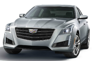 Cadillac CTS Comparisons