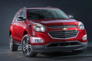 Chevy Equinox Comparisons