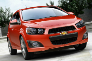 Chevy Sonic Comparisons