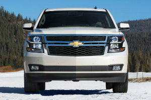 Chevy Tahoe Comparisons