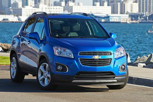 Chevy Trax Comparisons