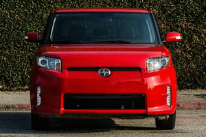 Scion xB Comparisons