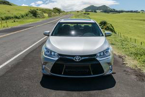 Toyota Camry Comparisons