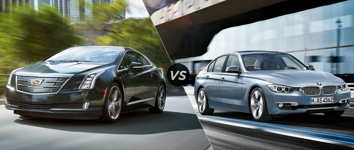 2016 Cadillac ELR vs 2015 BMW ActiveHybrid 3