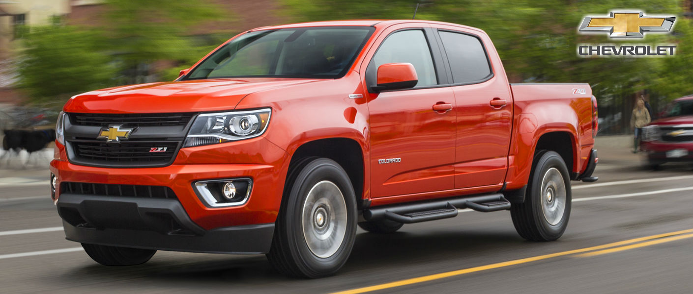2016 Chevy Colorado Edmonton AB