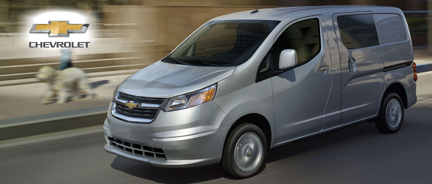2016 Chevy City Express Edmonton AB