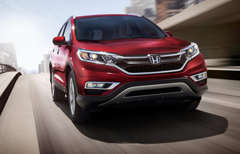 2016 Honda CR-V in Edson, AB