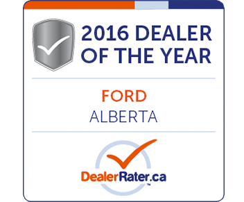 Freedom Ford - Alberta's #1 Ford Dealer of the Year