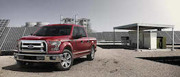 Featured F-150 Kamloops Ford