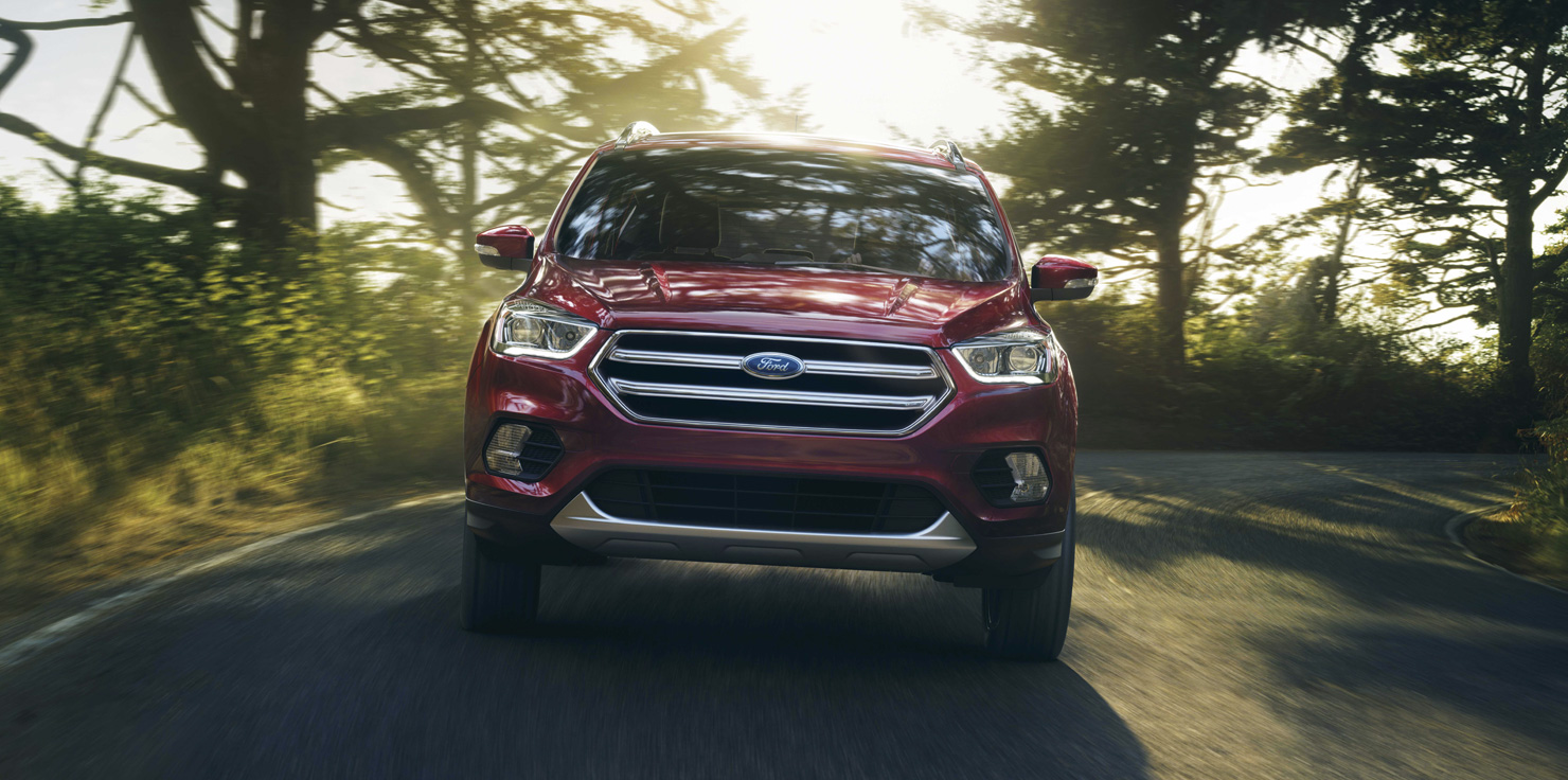 2017 Ford Escape in Kamloops British Columbia