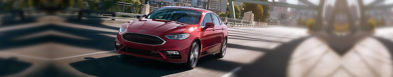 2017 Ford Fusion in Kamloops British Columbia