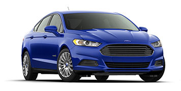 2016 Ford Fusion - Brochure