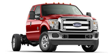 2016 Ford Super Duty Chassis Cab - Brochure