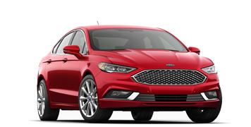 2017 Ford Fusion model