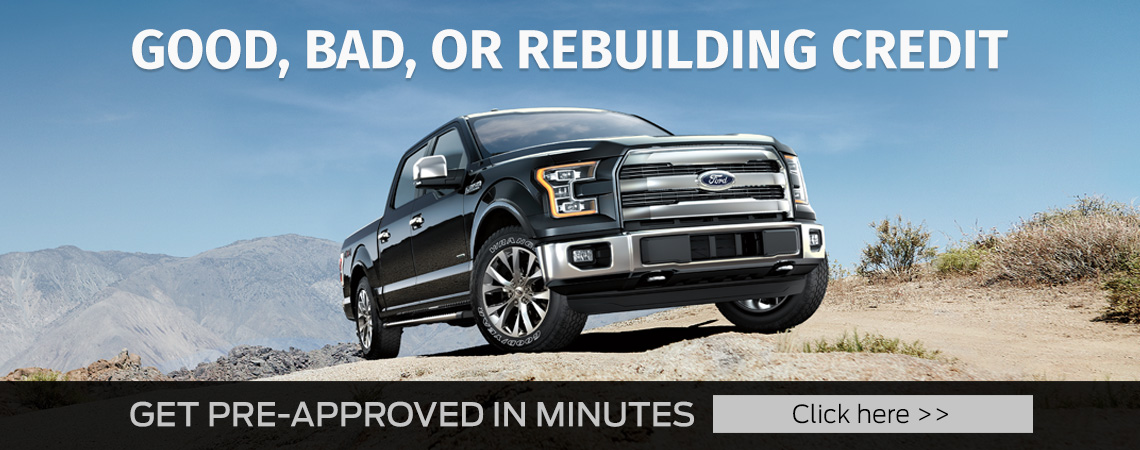 Get Approved at Lake City Ford