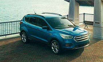 2017 Ford Escape, Available at Magnuson Ford
