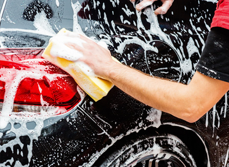 Get your car pampered at Magnuson Ford, in Abbotsford, BC