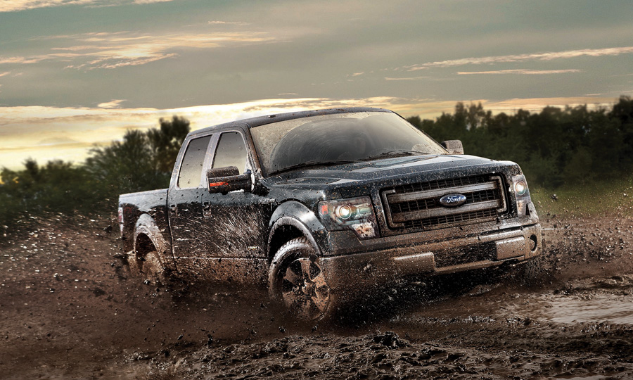 2014 Ford F-150, Available at Magnuson Ford