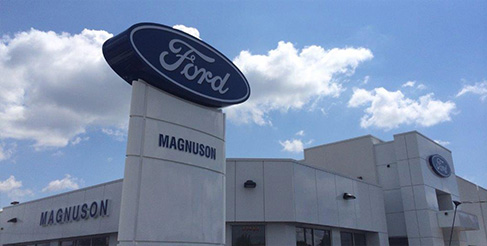 Find the best deals on new Fords and Used vehicles at Magnuson Ford