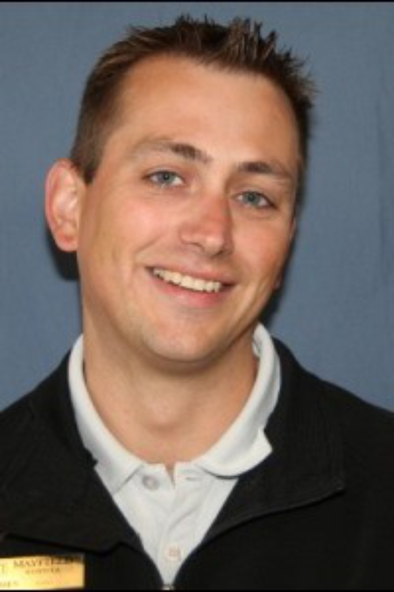 James-Fenwick, Assistant Service Manager
