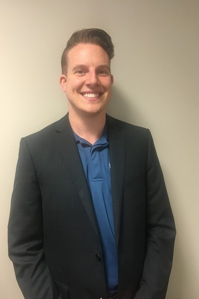 Chris-Button, Marketing Manager