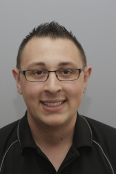 Justin-Farhat, Parts Department Manager