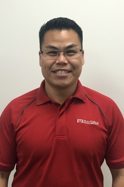 Vance-Yue, Loyalty Sales Manager