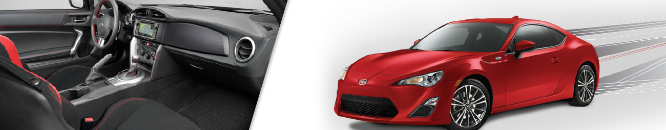 2015 Scion FR-S for sale in Edmonton at Mayfield Toyota