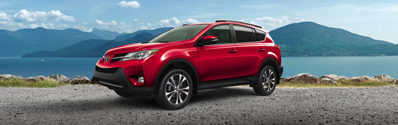 Find the perfect Rav4 at Toyota Mayfield, in Edmonton, AB
