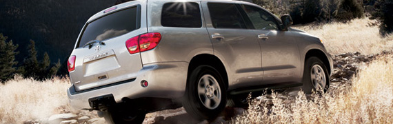 2015 Toyota Sequoia parts and accessories